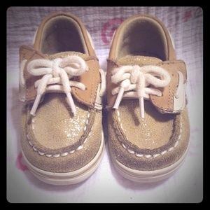 Girls Sperry Top Sider